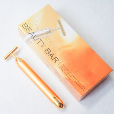Máy massage Energy Beauty Bar 24K chính hãng Nhật Bản