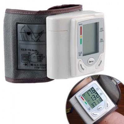 Máy đo huyết áp cổ tay Household chính hãng giá tốt