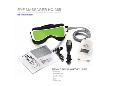 Máy Eye Massager Xông nóng thái dương HQ-365 chính hãng