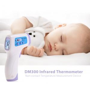 Nhiệt kế hồng ngoại DM300 đo nhiệt độ từ xa cao cấp