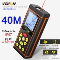 Máy đo khoảng cách laser Vchon H40 chính hãng Dmax98