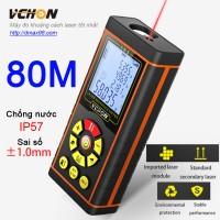 Máy đo khoảng cách laser Vchon H80 chính hãng dmax98