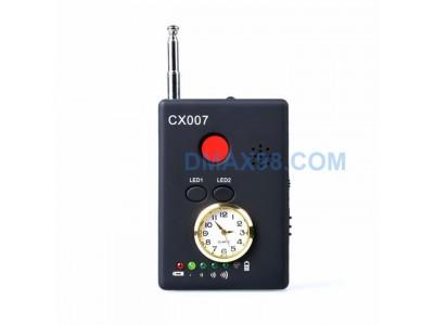 Máy phát hiện camera quay lén, nghe lén CX007 giá rẻ nhất