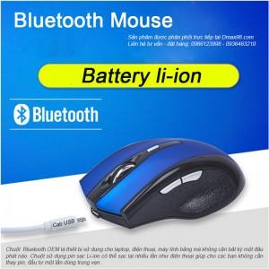 Chuột không dây Bluetooth sử dụng Pin sạc Li-ion giá tốt nhất