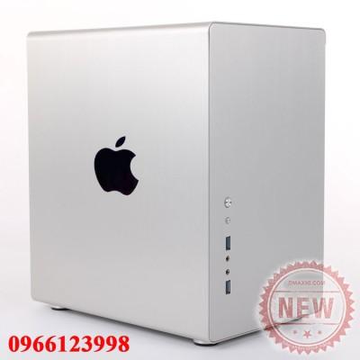Vỏ Case PC hợp kim nhôm RM2 kiểu Macpro - Chuẩn main ATX - Jonsbo RM2