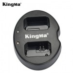 Sạc cốc đôi FW50 cho máy ảnh Sony chính hãng Kingma