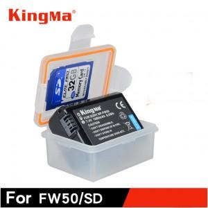 Hộp đựng pin sony FW50 cho máy ảnh Sony a6000 a7, a7ii, ...