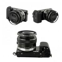 Hood kim loại cho ống kính kit Sony 16-50mm giá tốt