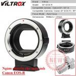 Ngàm chuyển AF viltrox cho máy ảnh ngàm EOS-R dùng len EF canon
