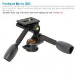 Đầu video Panhead quay video Beike Q80 chính hãng tốt nhất