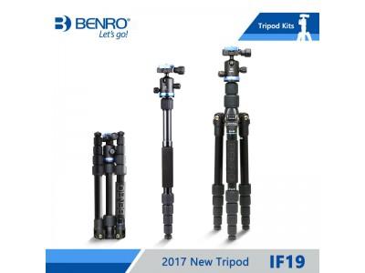 Chân máy ảnh Tripod Benro IF19 chính hãng giá tốt nhất