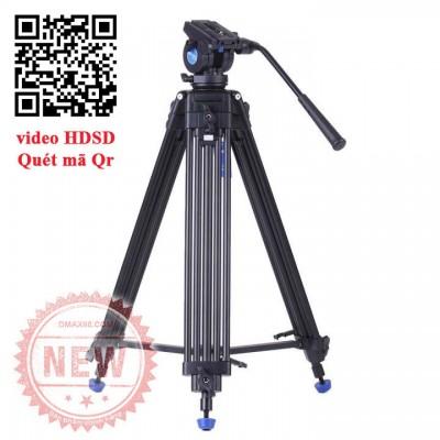 Chân máy quay phim Benro KH25N chính hãng, BH 12 tháng