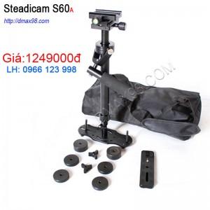 Steadicam S60A chống rung quay phim cho máy ảnh giá tốt