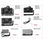 Lplate cho máy ảnh sony A7, A7ii, a6000, a5000, nex 5, 6, 7