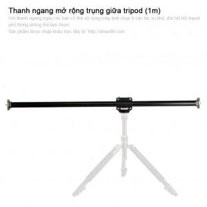 Thanh ngang tripod Dmax mở rộng trục giữa cho tripod 100cm