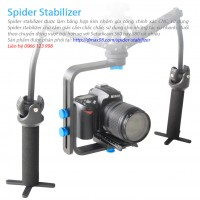 Spider Steadicam Stabilizer chống rung quay phim giá tốt nhất