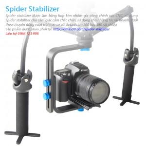 Spider Steadicam Stabilizer chống rung quay phim giá tốt nhất