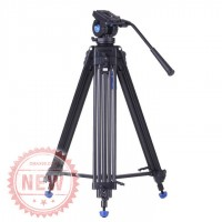 Mở hộp Chân máy quay phim Benro KH25N - Và những điểm lưu ý khi sử dụng