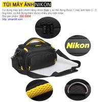 Túi máy ảnh Nikon size L chính hãng giá tốt tại dmax98.com