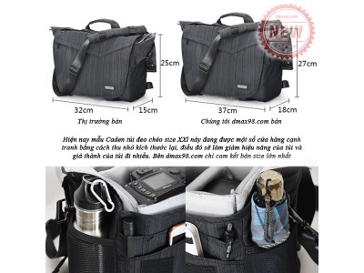 Túi máy ảnh Caden K11 size XXL