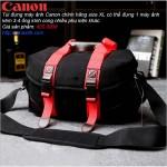 Túi đựng máy ảnh Canon chính hãng size XL