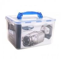 Hộp chống ẩm Super lock 8.4L Thái Lan chuyên dụng cho máy ảnh