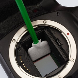 Bộ vệ sinh 10 que lau Sensor, gương lật máy ảnh chuyên nghiệp