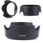 Hood lens canon EW-63C cho ống kính 18-55 STM DSLR