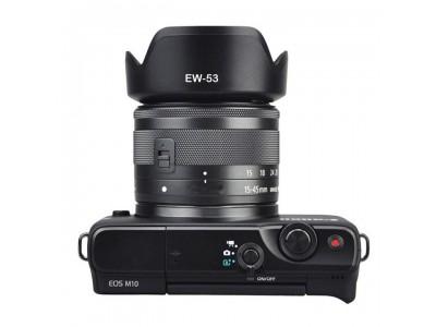 Lens hood EW-53 cho ống kính Canon EOS-M 15-45