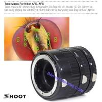 Tube Macro AF Nikon chính hãng shoot giá tốt nhất