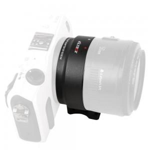 Ngàm chuyển lens Canon EF sang Mirrorless EOS-M chính hãng Viltrox + BH 12 tháng
