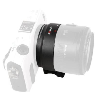 Ngàm chuyểnviltrox cho lens Canon EF sang máy Mirrorless EOS-M chính hãng + BH 12 tháng