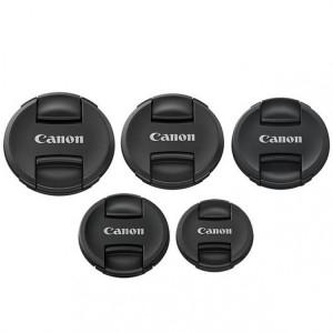 Nắp ống kính Canon DSLR các loại phi 52mm, 58mm ...